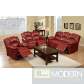 Black Espresso Burgundy Bonded Leather Recliner MCGSL667369  free 24 to 72hrs Delivery in DMV area