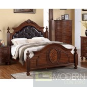 Cherry Finish Traditional Bedroom MCGSB9142 with Optional Items - Free Inside Delivery for DMV metro area
