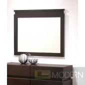 Modrest Trend Modern Wenge Mirror