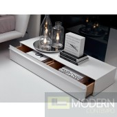 Modrest Venice White Nightstand