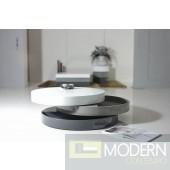 Modrest Trio-3 - Lacquer 3-Tone Round Coffee Table