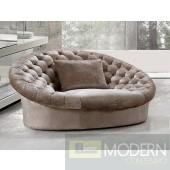 Divani Casa Cosmopolitan - Modern Fabric Sofa Chair