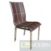 Modrest Waves Modern Leather Chair
