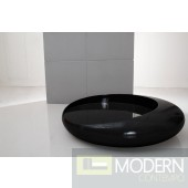 Modrest Space - Modern Black Coffee Table