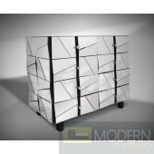 Modrest Gosford Mirrored Dresser