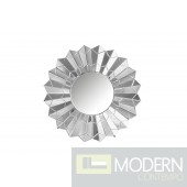 Modrest Lotus Modern Wall Mirror