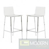 Chloe B-Bar Stool - Set of Two