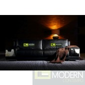 Modern Luxury cowhide leather sofa with top grain leather MCGLS1067