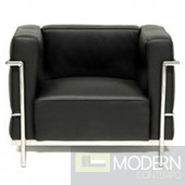 Grand Lc3 Chair, Black