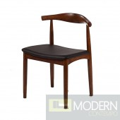Hansen Dining Chair, Walnut