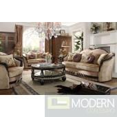 Hermes Luxury living room set Victorian, European & Classic design Sofa Set MCHD136