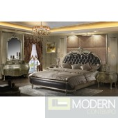 Hesperia European Style Luxury King Bed