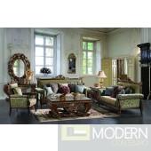 Traditional Sofa Set Formal Living Room Furniture MCHD372