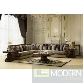 3pc Ronica Traditional Sofa Sectional Set Formal Living Room Furniture MCHD461