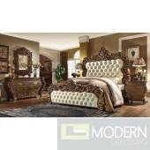 Nefertari European Style Luxury King Bed
