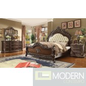 European Style Luxury Queen or King Bed MCHD-8013