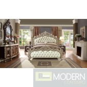 European Style Luxury Queen or King Bed MCHD-8017