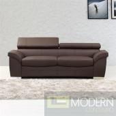 Helma Leather Sofa