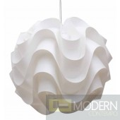 "26"" Meringue Pendant Light"