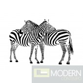 Modrest Modern Zebra Couples Artwork