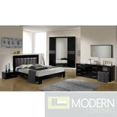 Modrest Moon - Italian Modern Bedroom Set