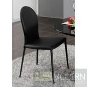 Modrest 167CH-BLK - Black Contemporary Modern Dining Chair