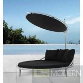 Renava Belize- Steel Rattan Bed with Sunroof