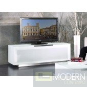 Modrest Bergamo - BG422-BIO Modern White Made in Italy TV Stand