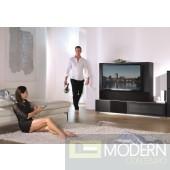 Modrest Verona - VR3 Black Made in Italy TV Entertainment System
