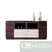 Modrest B512 Modern Coffee Oak Buffet