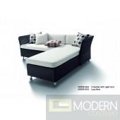 Renava H0808 - Sectional Patio Sofa