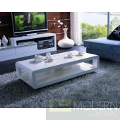 Modrest 5001C White Coffee Table