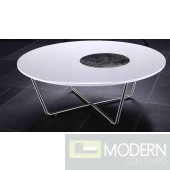 A&X Round Coffee Table