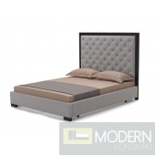 Modrest Ludwig - Tufted Fabric Bed
