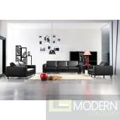 Divani Casa 283 Modern Leather Sofa Set