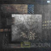 "Modrest 8093 40""x40"" Oil Painting"