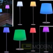 LED Lumen Floor Lamp Multicolor for Indoor and Outdoor