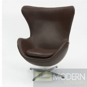 Inner Chair Leather, Brown
