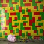 TexturedSurface 3d wall panel TSG1955
