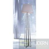 Modrest KM064F Modern Stainless Steel Floor Lamp