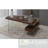 Modrest Sirius - Contemporary Floating Office Desk