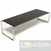 Nesting Table Long, Black
