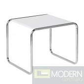 Nesting Table Small, White