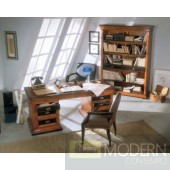 Phedra Table & Bookcase
