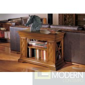Phedra Walnut Living Room Console Table II