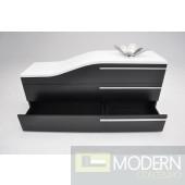 Modrest Portofino - Contemporary Curved Dresser