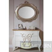 Modrest Ravenna - Transitional Beige Dresser