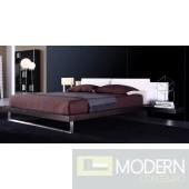 """Modrest """"Reno-Tech"""" - Contemporary Platform Bed"""