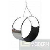 Ring Hanging Chair, Black