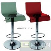 Roxanna - Modern Acrylic Barstool
